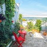 Студія, з балконом - Тераса/внутрішній дворик