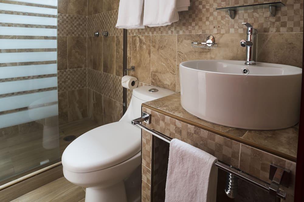 Pokój standardowy - Łazienka