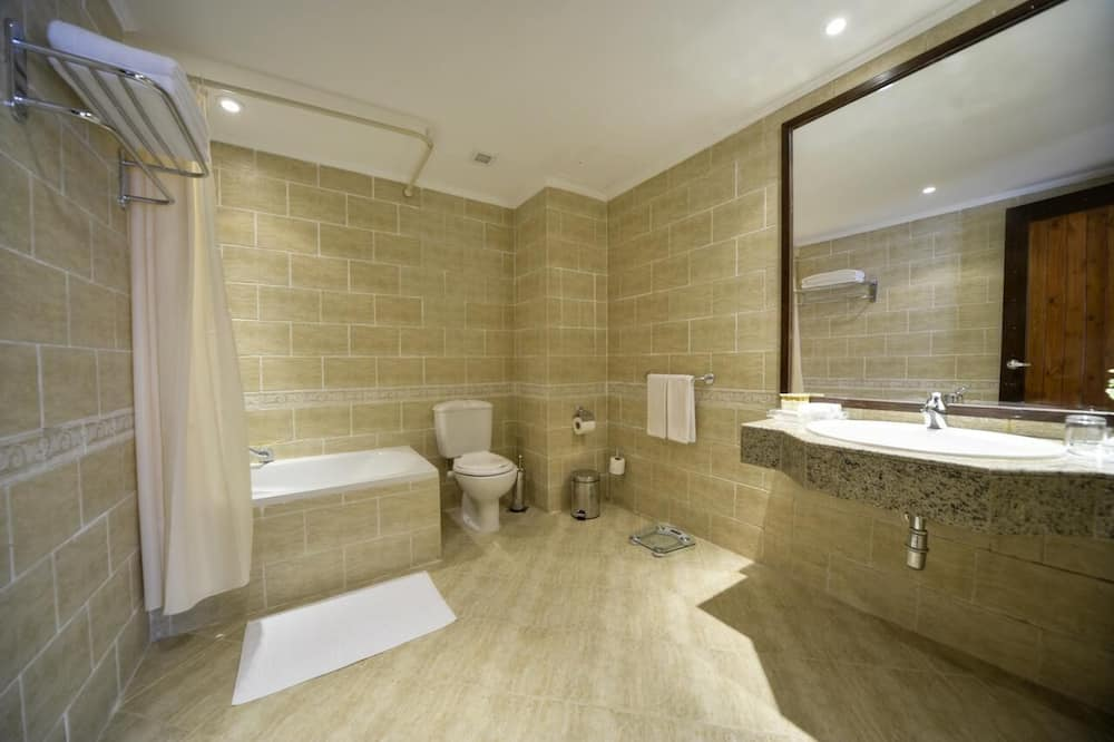 Habitación estándar, vistas al jardín - Cuarto de baño
