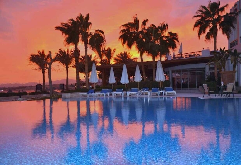 Melton Beach Resort, Sharm el Sheikh, Välibassein