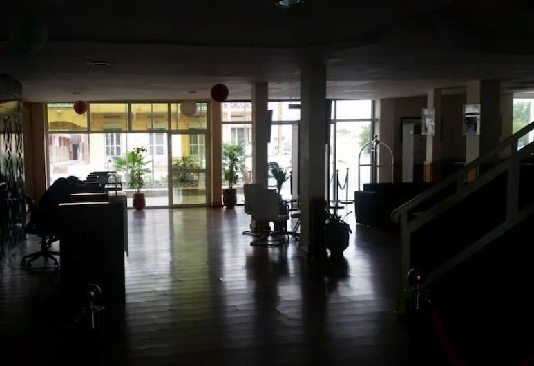 Keva Hotel, Nouakchott, Lobby