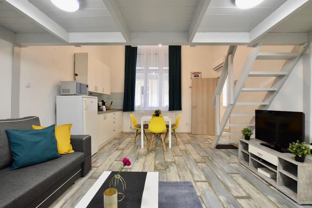 Standard Apartment (165) - Living Area