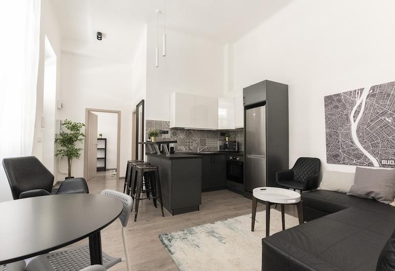 Standard Apartment by Hi5 - Rákóczi út 23, Βουδαπέστη