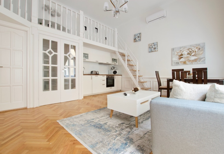 Luxury Apartment by Hi5 - Havas Street, Budapešť