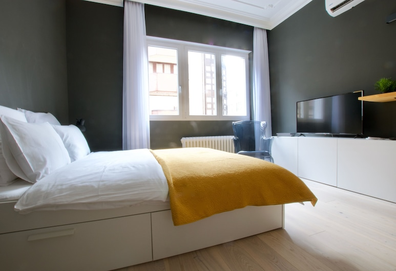 Luxury Apartment by Hi5 - Aranykéz 7, Budapeszt, Studio, Pokój
