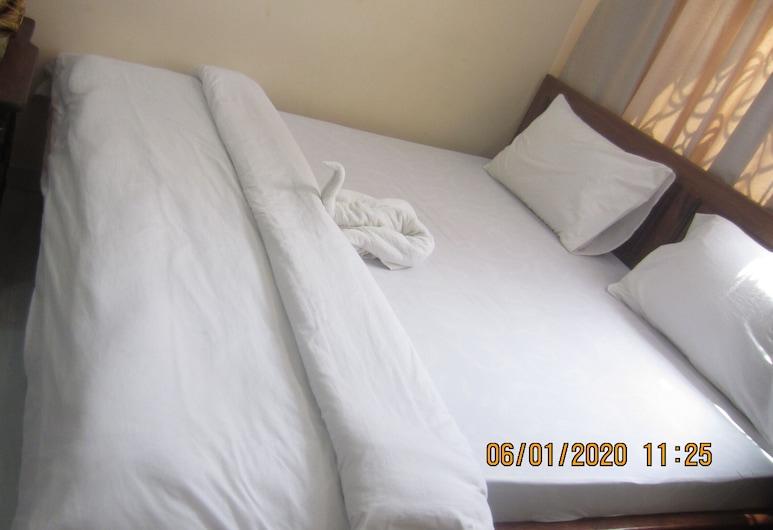 Venice Hotel and Apartment, Zanzibar, Pokoj Economy s dvojlůžkem, společná koupelna, Obývací pokoj