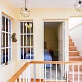 Basic-værelse med dobbeltseng eller 2 enkeltsenge - Udsigt fra altan