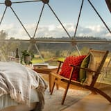 Panoramic Tent (The Pinot Glampers Dome) - Guest Room