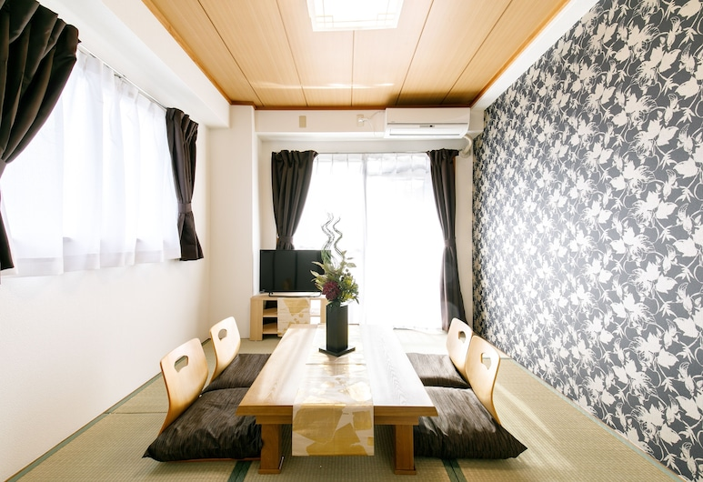 Japanese Modern Room Tenma, Osaka, Appartement Confort, 1 chambre, Chambre
