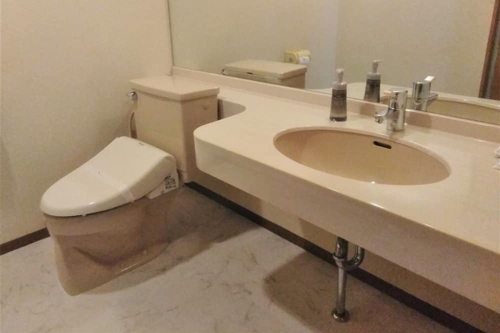 Habitación, 2 habitaciones (Japanese Western Style Room) - Baño