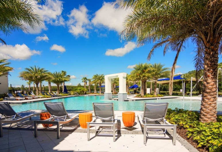 Magnificent Single Home With Private Pool So2601, Kissimmee