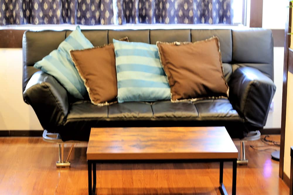 Apartment (Spring 2F) - Living Area