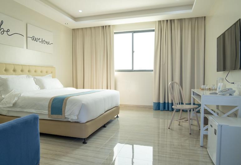 Hampton Suites, Davao, Quarto Individual Executivo, Quarto