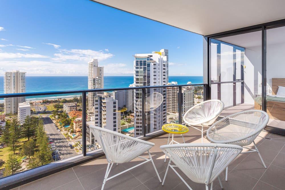 Premium-Apartment, 2Schlafzimmer, Poolzugang, Meerblick - Profilbild