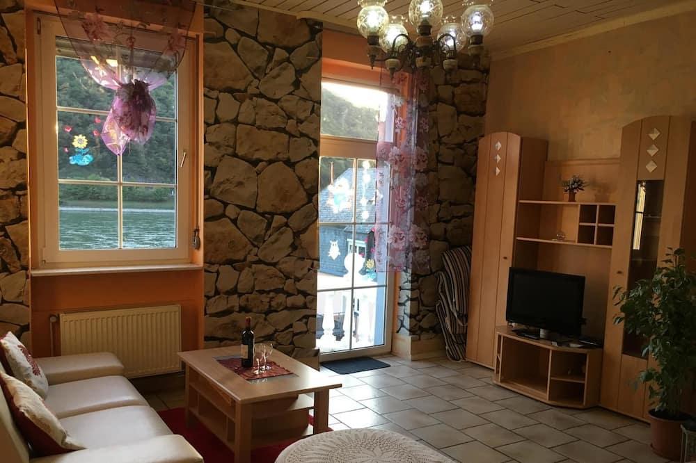 Apartmán typu Comfort (1 OG) - Obývací prostor