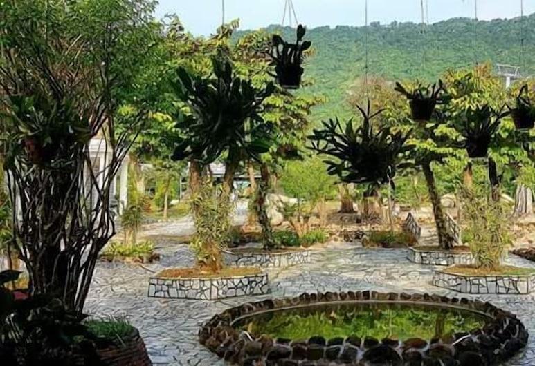 Nui Cam Resort, Tinh Bien, Terrein van accommodatie