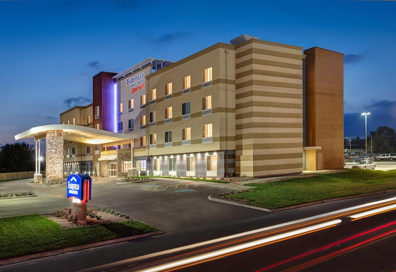 Fairfield Inn & Suites by Marriott Minneapolis North, Brooklyn Center