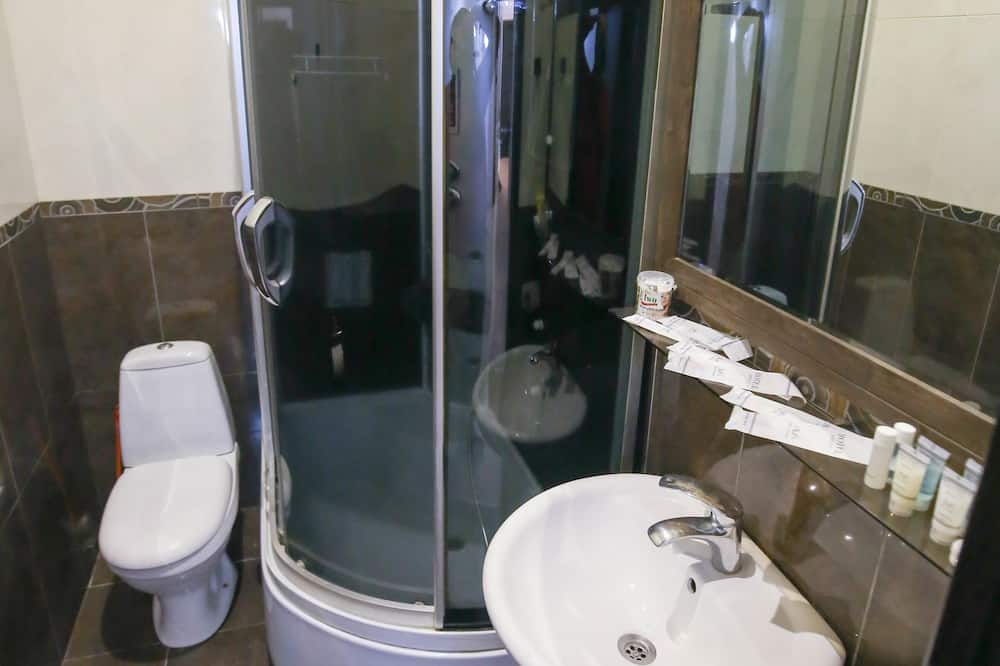 Classic-Dreibettzimmer - Badezimmer