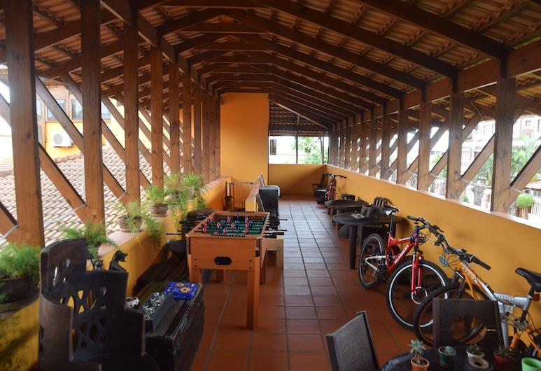 Casa dos Cactos, Maputo, Terrace/Patio