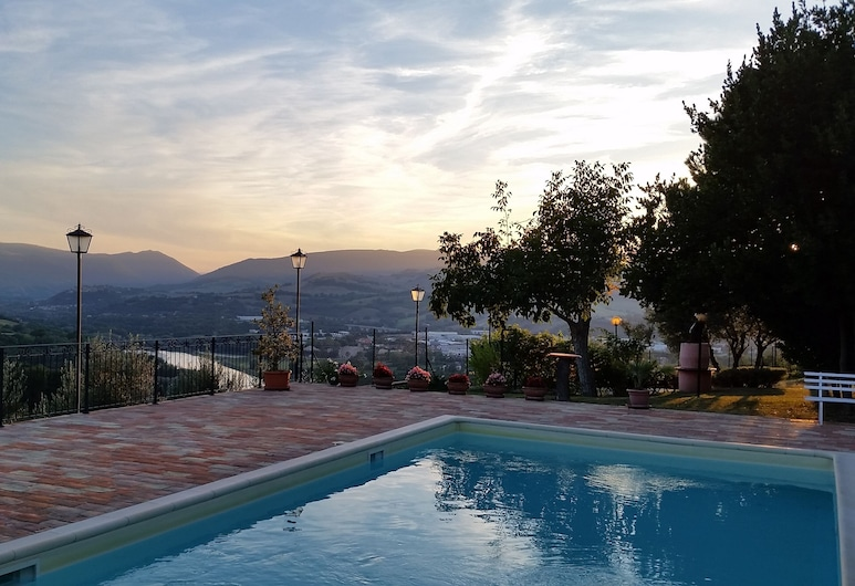 Agriturismo Pascucci, Tolentino, Outdoor Pool