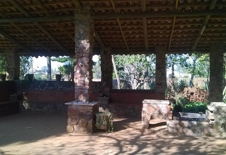 Casa de campo da Namaacha, Naamacha, Garden