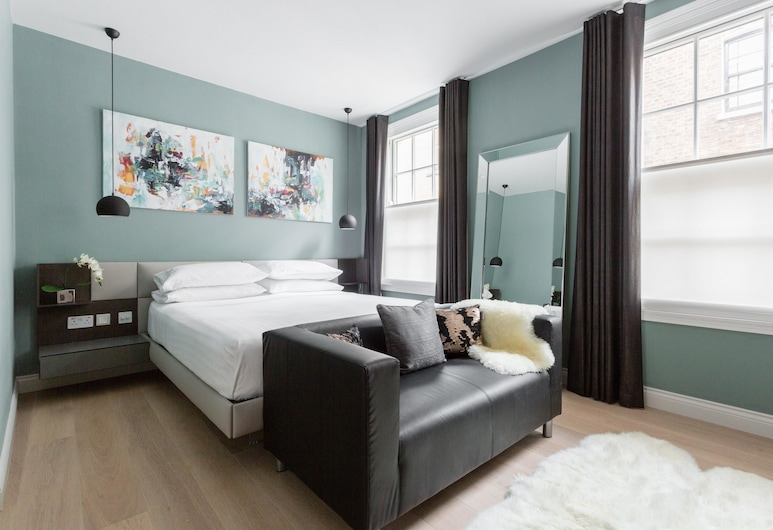 Middleton Place by Onefinestay, London, Apartment (3 Bedrooms), Room