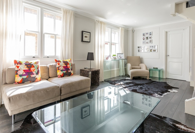 Stanhope Mews West II by Onefinestay, London
