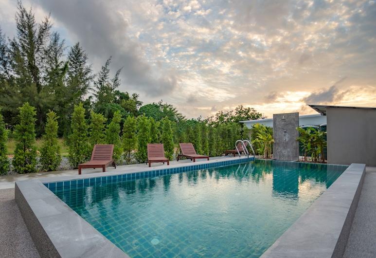 Malinee Resort, Choeng Thale