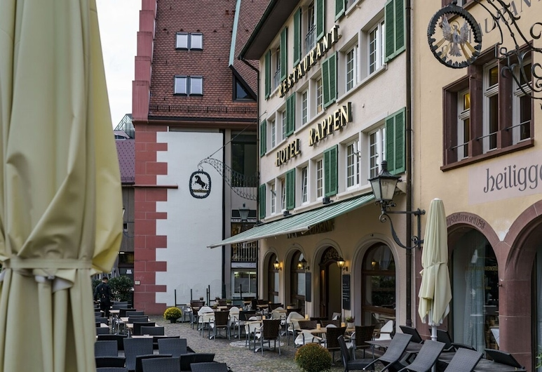 Hotel Rappen, Фрайбург-им-Брайсгау