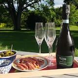 Champagner-Service