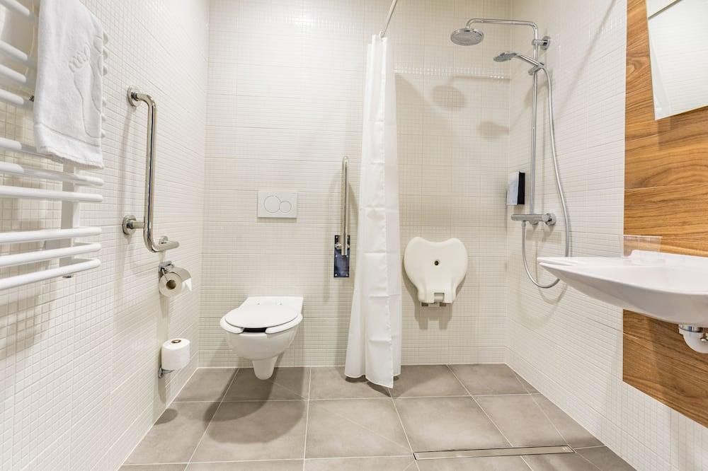 Ekonominės klasės kambarys - Vonios kambarys