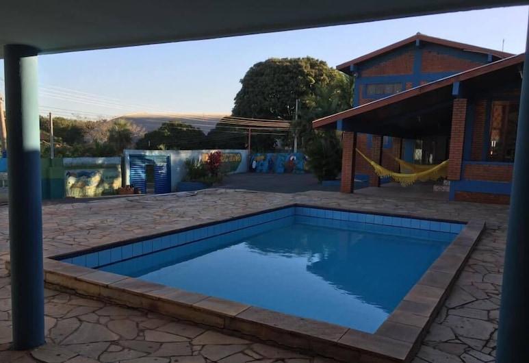 Hostel Inn Campo Grande, Campo Grande, Pool