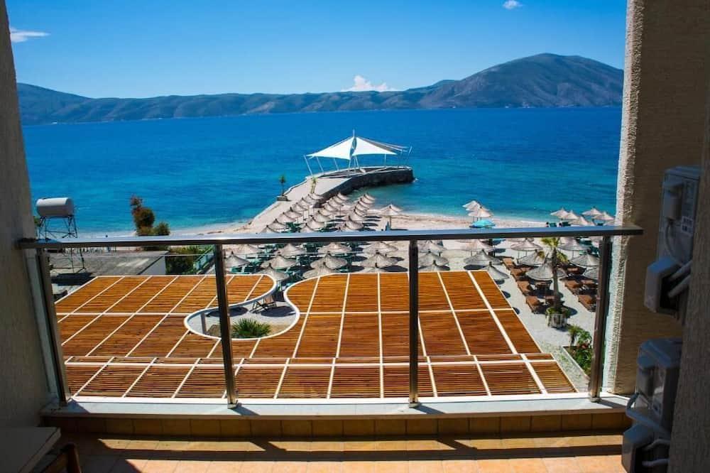Quadruple Room, Balcony, Sea View - Balcony View