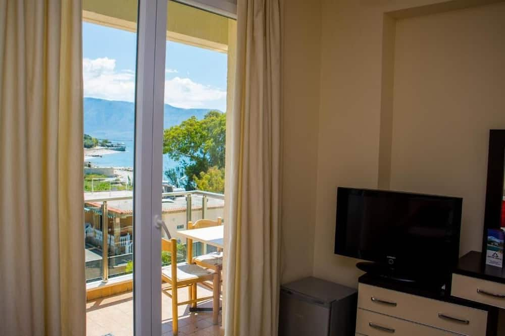 Double Room, Balcony, Partial Sea View - Guest Room