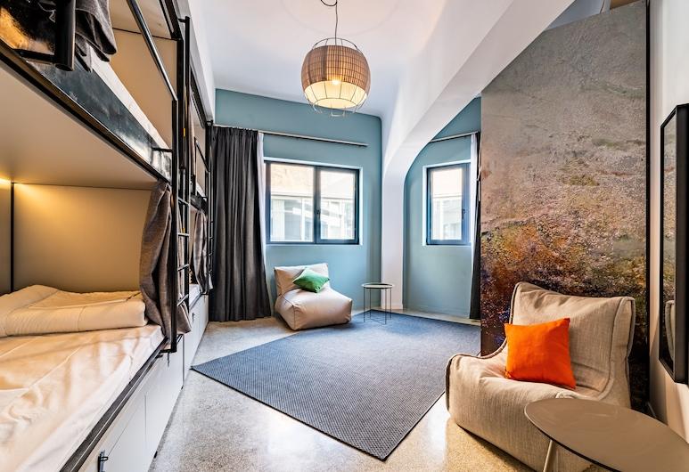 雅典樞紐青年旅舍, 雅典, 標準共用宿舍, 僅限女士 (6 beds), 客房