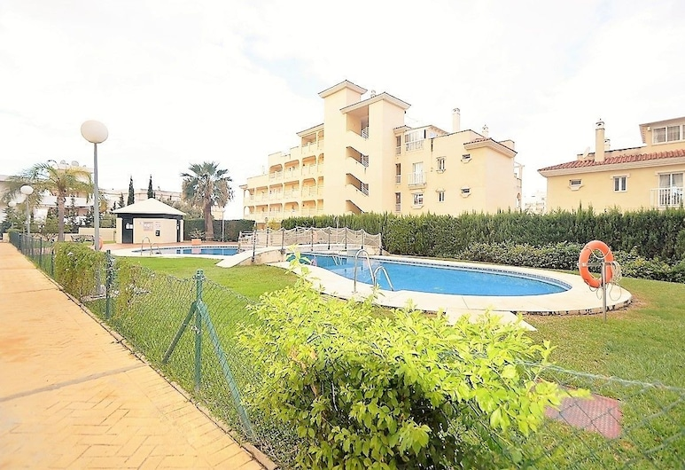 Playaquebrada Apartment, Benalmádena