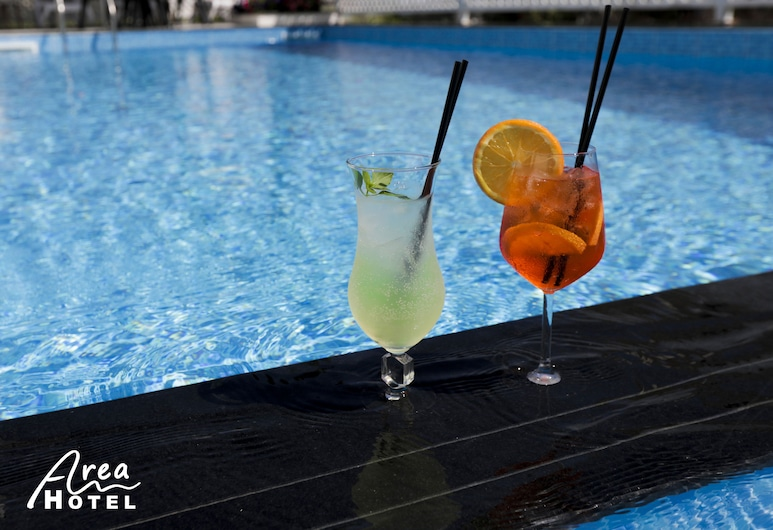Area Hotel, Ksamil, Pool