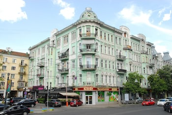 Nuotrauka: Mini-Hotel Maison Blanche Kyiv, Kijevas