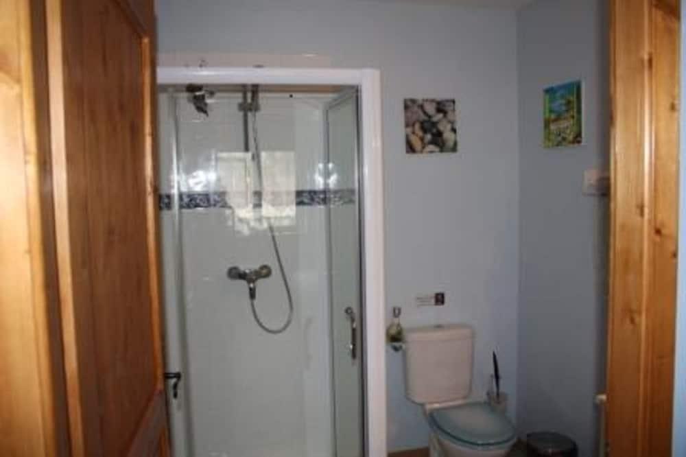 Classic-Doppelzimmer (Les Oiseaux de Passage) - Badezimmer