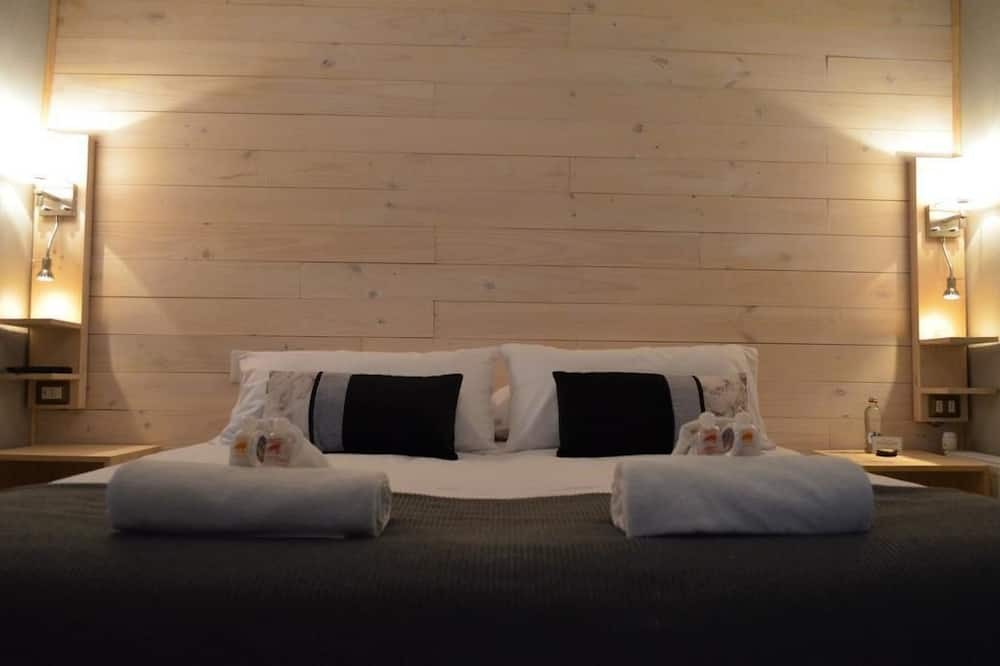 Стандартный двухместный номер с 1 или 2 кроватями, 1 двуспальная кровать «Квин-сайз» - Номер