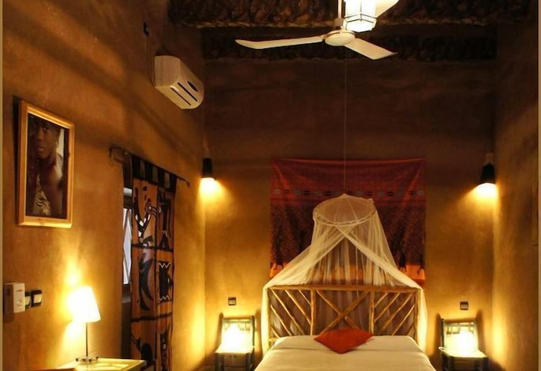 Casa Juan, Tagounite, Dreibettzimmer (Haveli), Zimmer