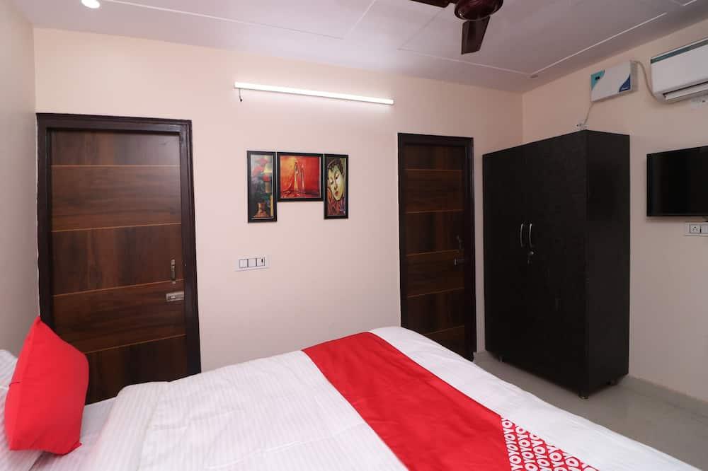 Kamer, 1 twee- of 2 eenpersoonsbedden - Kamer