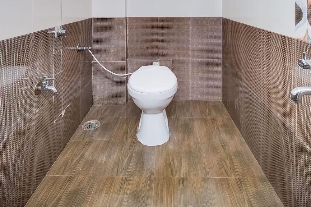 双人房/双床房 - 浴室