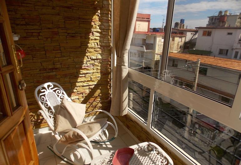 Mile Havana House, Hawana, Apartament typu Classic, widok na miasto, Taras/patio