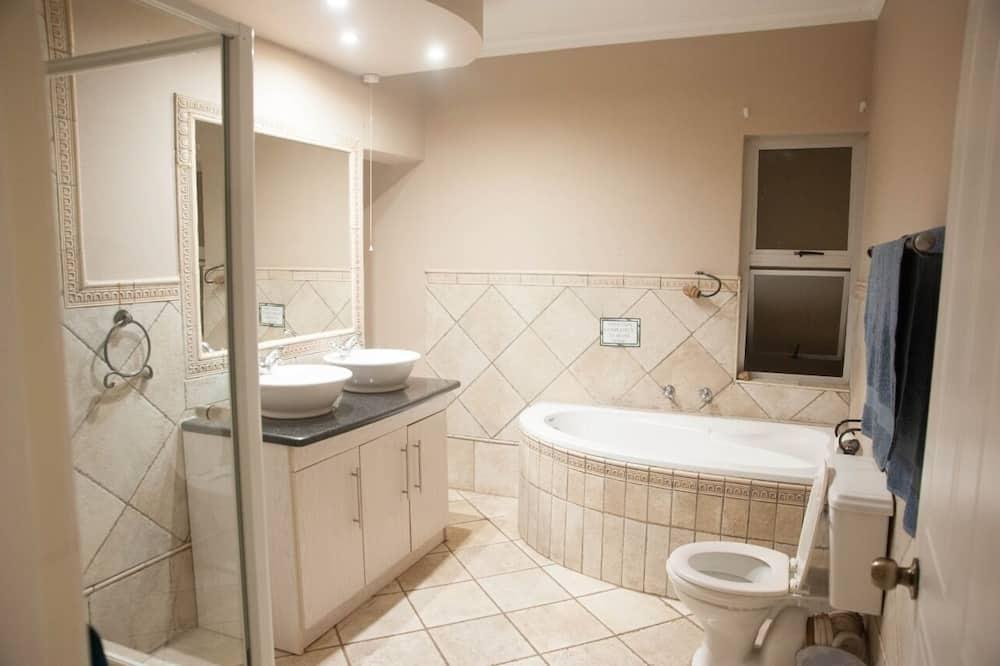 Classic lakosztály - Fürdőszoba