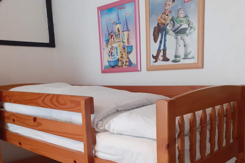Comfort Quadruple Room - Children's Theme Room