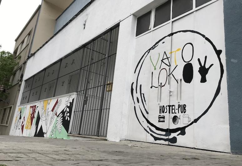 Vato Loko Hostel Pub, Montevideo