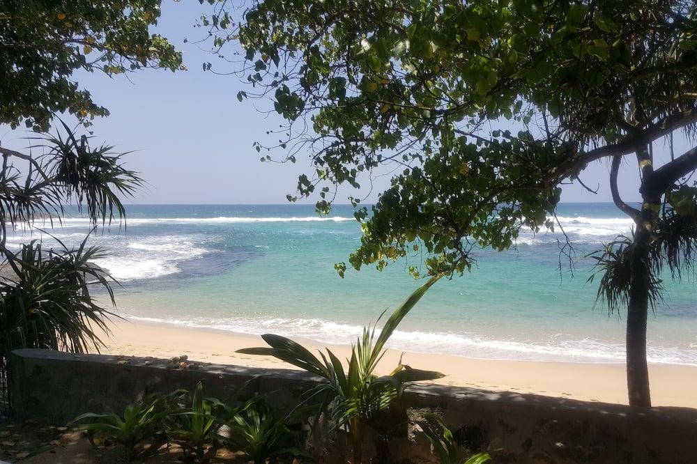 Apartament romantyczny, 2 sypialnie, widok na plażę, widok na wodę - Z widokiem na plażę/ocean