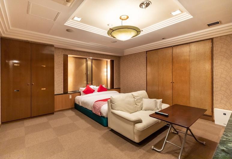OYOホテル プリーズ 神戸, 神戸市, デラックス ルーム 禁煙, 部屋