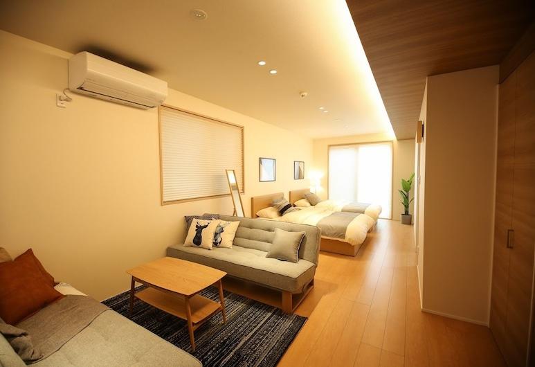 Prime Room Beppu Kiku A, Beppu, Pokoj, Obývací prostor